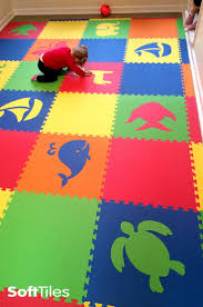 create beautiful kids playroom floors using softtiles diecut foam mats choose the colors and shapes to create your one of a kind playmat for childu0027s floor f61 playroom