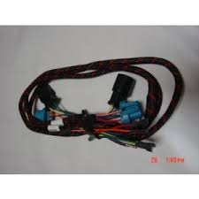 headlight harness only plow parts western fisher plows 63413 western unimount hb 5 headlight harness dodge durango dakota 2001 and later