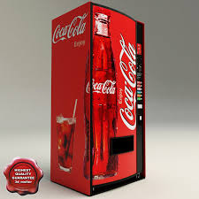 Vending Machine 3d Model Extraordinary Vending Machine 48D Models For Download TurboSquid