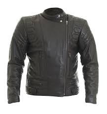 wolf euro leather jacket