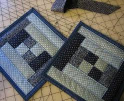 quilted potholder patterns | Quilted by stitching near the edges ... & quilted potholder patterns | Quilted by stitching near the edges. I'm going  to Adamdwight.com