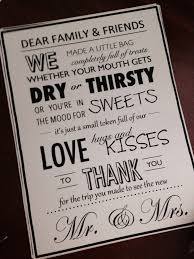 nicole created this card to attach to the welcome bags for the out Wedding Etiquette Out Of Town Guests Gift nicole created this card to attach to the welcome bags for the out of wedding etiquette out of town guests gift