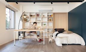 home office bedroom. office bedroom space bed in the wall home s