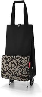 reisenthel Foldable Trolley Bag, Packable Oversized ... - Amazon.com