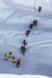 Disaster On Everest National Geographic Society