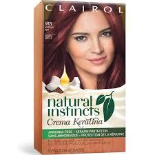 Natural Instincts Light Golden Red Demi Permanent Red Hair Color Clairol Natural Instincts