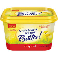 I cant believe butter