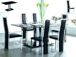 dinner table and chair gl dinner table gl dining table full size dining table chair extendable