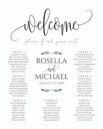 Seating Chart Wedding Sign Wedding Seating Chart Sign Digital File Design Scs 158