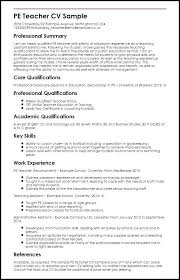 Sample Of Qualifications In Resumes Skill Resume Samples Qualification Resume Sample Teacher Sample To