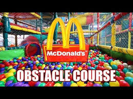 mcdonalds play place ball pit. Contemporary Ball EPIC OBSTACLE COURSE IN WORLDu0027s LARGEST MCDONALDS PLAY PLACE 24 Hour  Challenge And Mcdonalds Play Place Ball Pit L