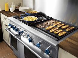 Professional Electric Ranges For The Home Commercial Thermador Gas Range Thermador Pro Grand 48 Dual Fuel