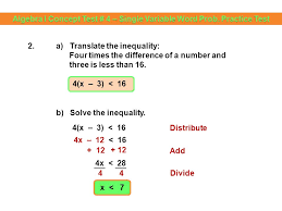 1 a translate the equation eight more than three times a number is