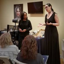 how to expand your business with bri winters and alex lamarsh brand relationships professional and make up hair artist and columnist respectively