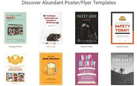 Create Advertising Flyers How To Create Posters And Flyers Online Tech Magazine
