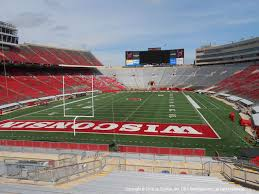 Camp Randall Stadium View From Lower Deck Y3 Vivid Seats