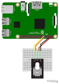 modmypi how to use a rotary encoder with the raspberry pi Raspberry Pi 3 Wiring Diagram as you can see from the diagram, you need to wire up the rotary encoder as follows raspberry pi 3 led wiring diagram