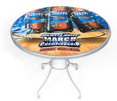 March Madness Bud Light Animal Marketing Oks The Magneticskins Bucket Tables To