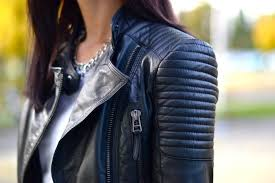 another search that s over finding a perfect black leather motorcycle jacket again zara