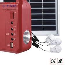 Solar Powered Lighting Systems