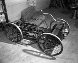 henry ford cars timeline. Beautiful Henry Henry Fordu0027s First Vehicle Rode On Four Bicycle Wheels And Was Powered By A  Fourhorsepower Engine Instead Of Steering Wheel The Quadricycle Had  To Ford Cars Timeline Motor Company