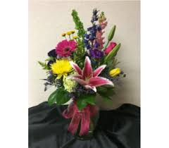signature vase in oklahoma city ok flowers by pat