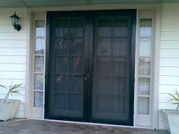 front door screensbest french doors with screens  Guide for French Doors with