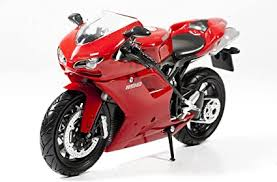 D/c 1:12 Scale Model Motorbike One Supplied ... - Amazon.com