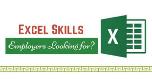 Skills Employers Look For Essential Excel Skills Employers Are Looking For In Candidates