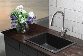 brushed nickel kitchen sink drain kitchen faucets bisque sink favored single bowl kitchen sink gorgeous black