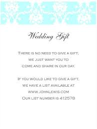wedding invitation wording no gifts money instead of inspirational just wedding invitation wording no gifts