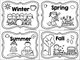 innovation design seasons coloring pages printable page within