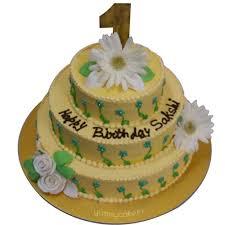 1st Birthday Cake Online Free Home Delivery Yummycake