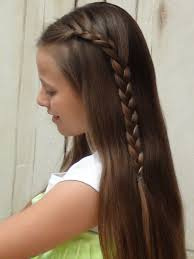 Hair Style Tip style tips to tie straight hair in a very stylish & easy way 7113 by stevesalt.us
