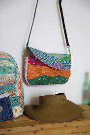 Cross Body Bag Pattern Free
