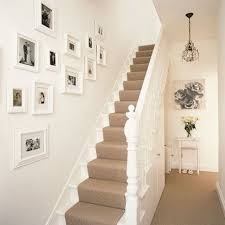 Ideas for decorating a hallway with wallpaper ideas for stairs and landing  with colour ideas for