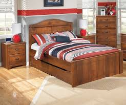 full size panel bed.  Panel Barchan Panel Bed Full Size With Trundle  Ashley Furniture ASB228878486X To N