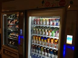 Vending Machine Trends Delectable PepsiCo Talks Healthy Vending And 48 Launch Of Organic Gatorade