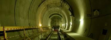 Lötschberg railway tunnel (Switzerland) - Electromechanical ...