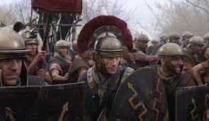 Доспехи армии Древнего Рима