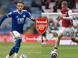 James Maddison transfer ...