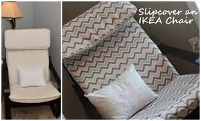before our first baby was born we purchased an ikea poang chair for the nursery you ve probably seen these chairs definitely a little plain