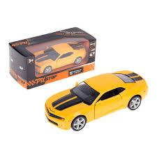 <b>Машина Pit Stop</b> Chevrolet Camaro 1:32 PS-554005-Y: купить за ...