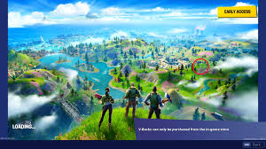 Screen Picture Fortnite F Location Where To Search Letter F In The New