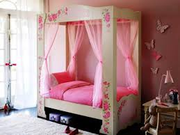 Cute Canopy Beds For Girls