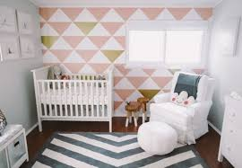 accent wall chevron rug cool painted brunch with clothes under the shelves the cutest pillows all around the room especially a cloud pillow and