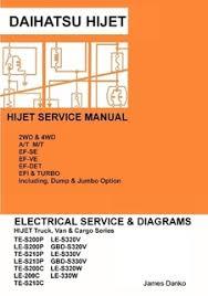 daihatsu hijet english electrical service manual s200p s210p s320v daihatsu hijet english electrical service manual s200p s210p s320v s330v