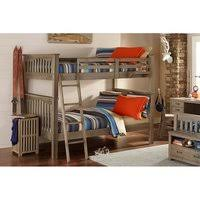 Shop Paloma Wood Full Over Full Bunk Bed - Ships To Canada ...