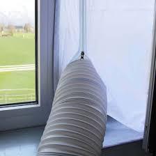 Fensterabdichtung Für Mobiles Klimagerät Baustorech