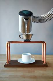 Pieces (for a single stand cut into two 5 in. Pour Over Coffee Stand Bernzomatic